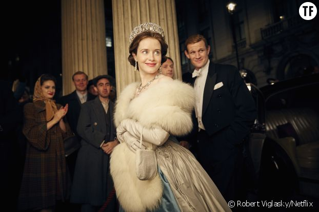 """The Crown"" est le biopic sur la reine Elizabeth II."