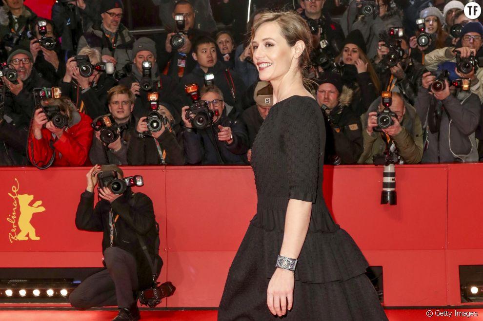 Cécile de France au Festival du film de Berlin 2018