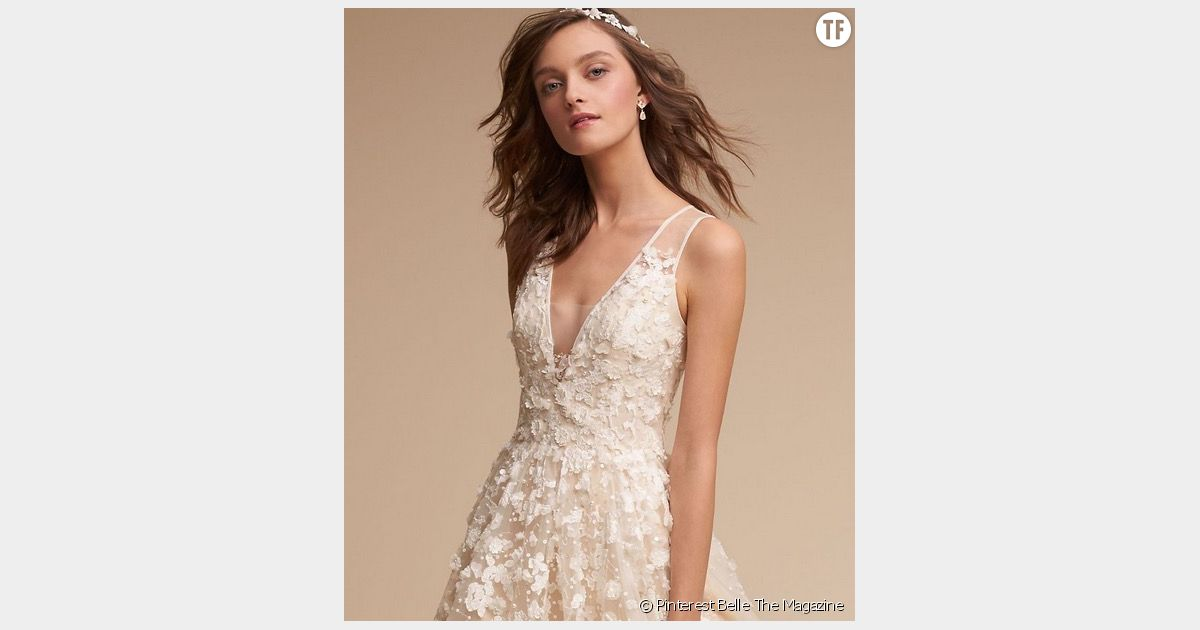 robes de mari e champagne la tendance des robes. Black Bedroom Furniture Sets. Home Design Ideas
