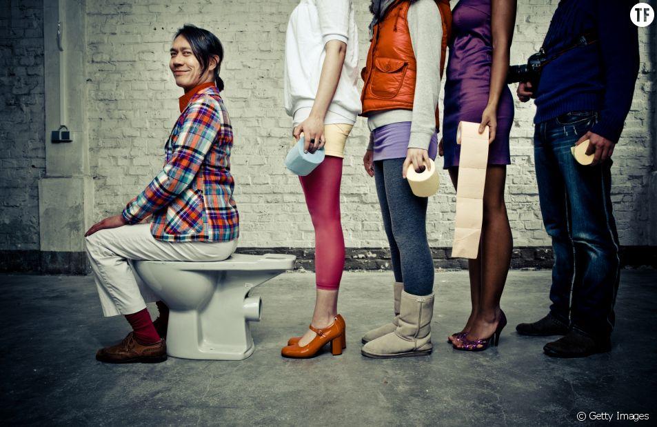 Le sexisme masqué derrière la queue aux toilettes des femmes