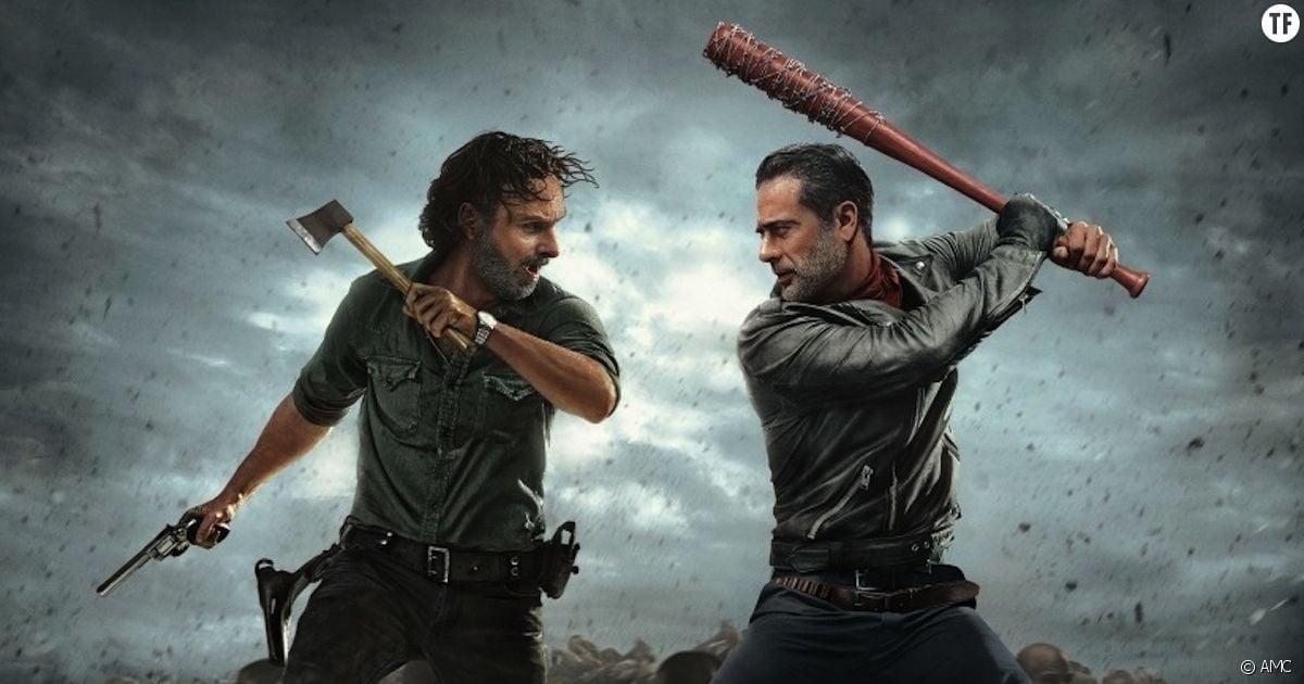The Walking Dead Saison 7 Streaming