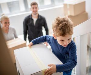 3 astuces pour aider son enfant à survivre à un déménagement