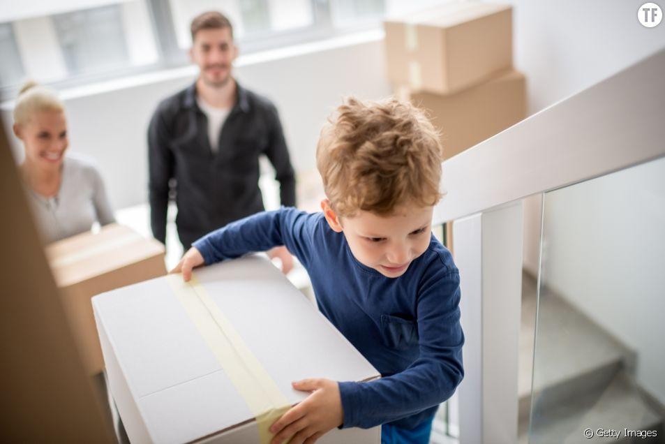Comment aider son enfant à survivre à un déménagement ?