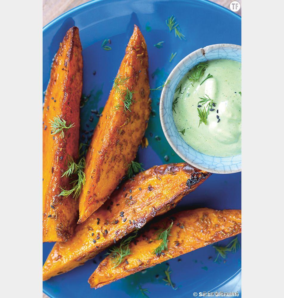 La recette pour faire des frites sans friture et sans éplucher vos patates
