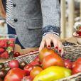 Fruits et légumes contenant des pesticides