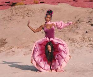 """Avec son clip """"Pynk"""", Janelle Monáe célèbre le """"pussy power"""""""