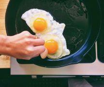 Comment faire une omelette maison en moins d'une minute