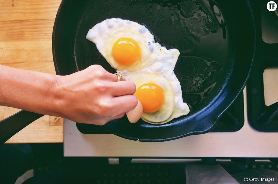 Recette d'omelette facile