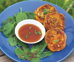 La recette végétarienne du burger aux pois chiches