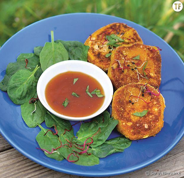 La recette végétarienne et éco-friendly des burgers aux pois chiches