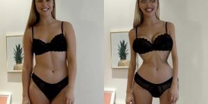Elle retouche son corps sur Photoshop pour lutter contre le body shaming