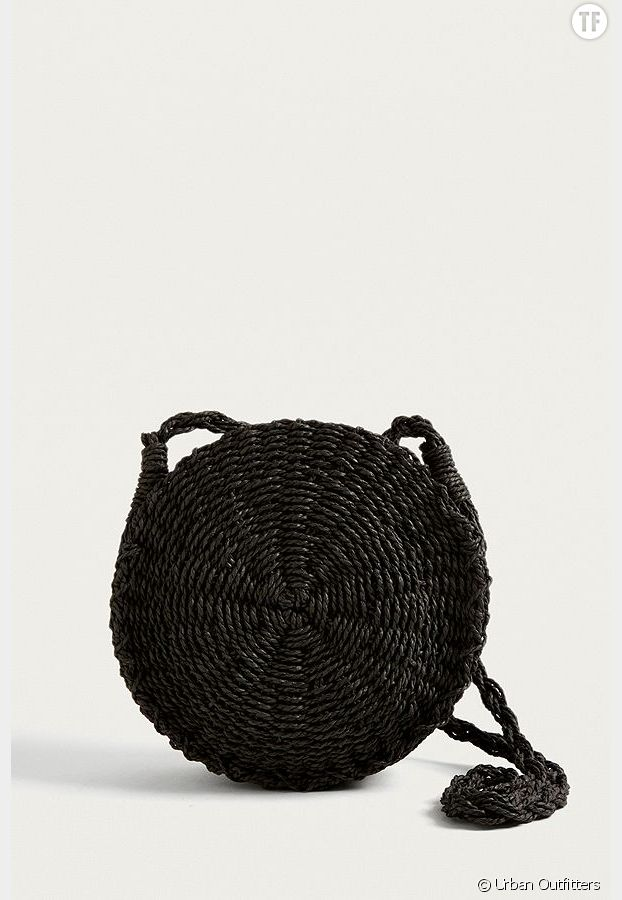 Le panier rond Urban Outfitters