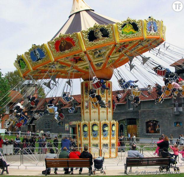Parc d'attractions Saint-Paul, Oise