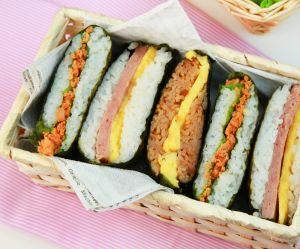 L'onigirazu, le sandwich japonais qui va détrôner les sushis
