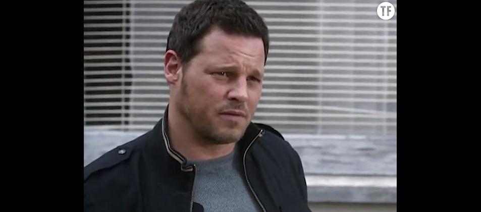 Alex Karev dans l'épisode 22 de la saison 14 de Grey's Anatomy
