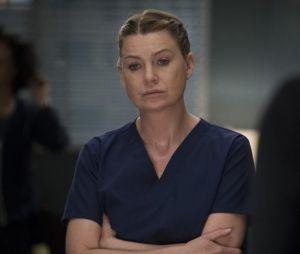 Meredith de la saison 14 de Grey's Anatomy