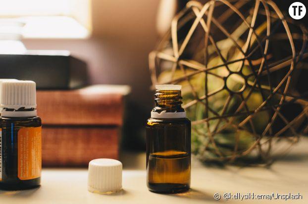 Huiles essentielles anti-fatigue