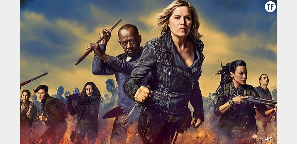 Fear The Walking Dead saison 4 : l'épisode 4 en streaming VOST
