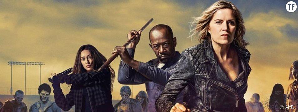 Fear The Walking Dead saison 4 : l'épisode 5 en streaming VOST