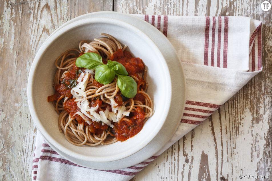 La meilleure recette de la sauce tomate pour les pâtes