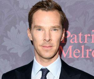 Patrick Cumberbatch à l'avant-première de la série Patrick Melrose en avril 2018