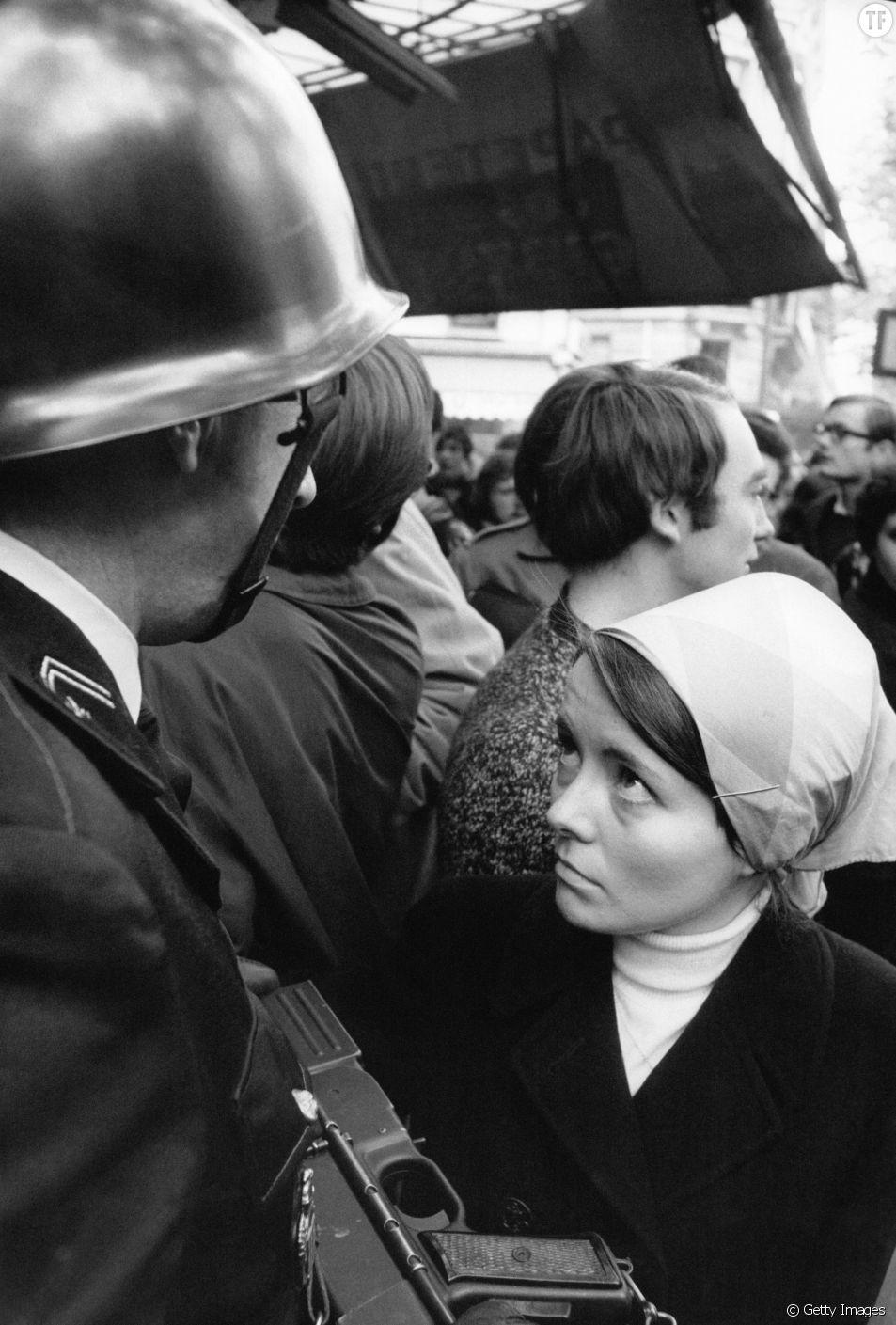 Mai 68 : des femmes emblématiques du mouvement