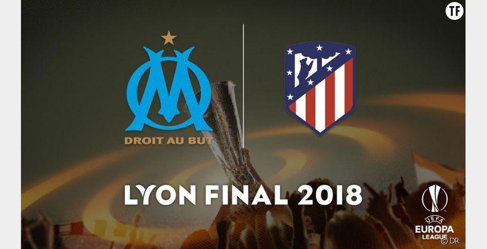 Finale OM-Atlético Madrid