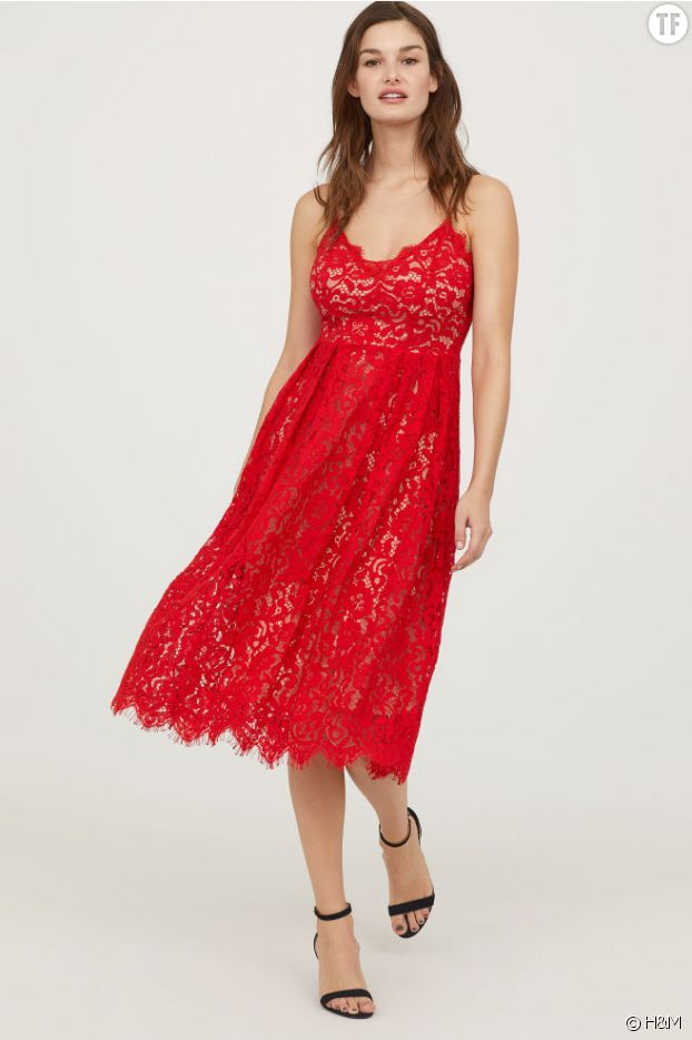 Robe H&M pour un mariage