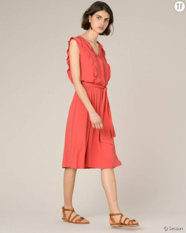 Une robe Sessun