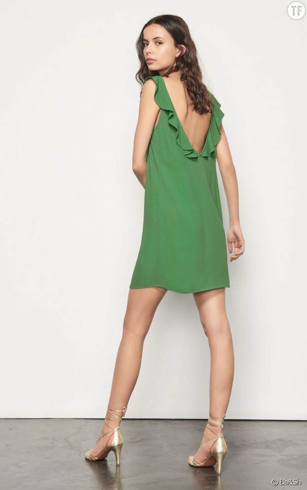 Une robe Ba&Sh