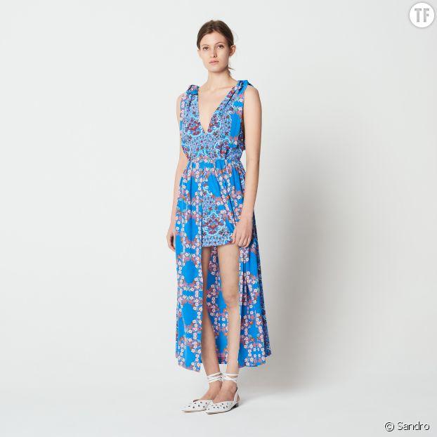 Une robe Sandro