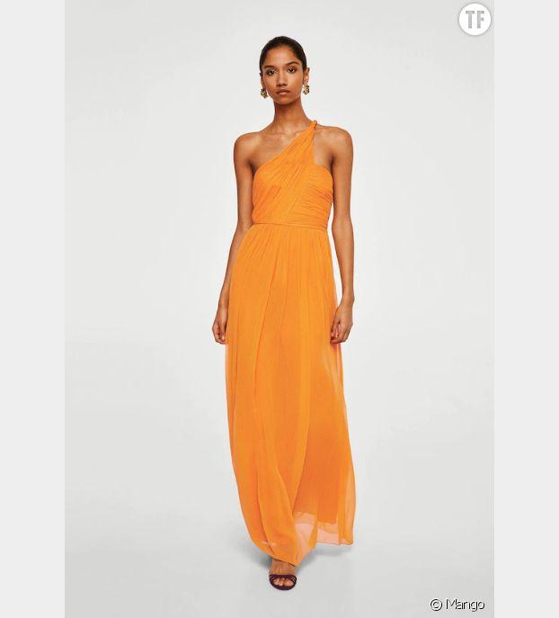 Une robe Mango