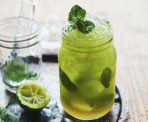 Le matchajito, le cocktail tendance à siroter cet été