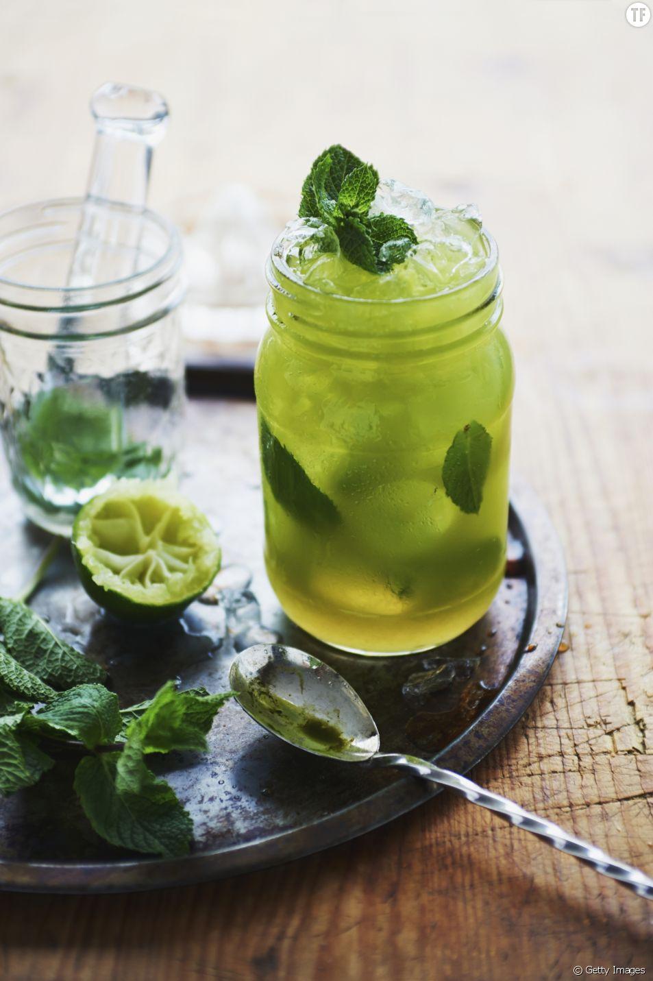 Le matchajito, la boisson tendance de l'été