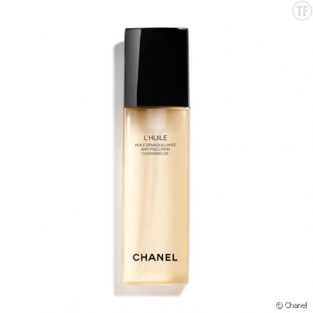 Huile démaquillante anti-pollution, Chanel , 38