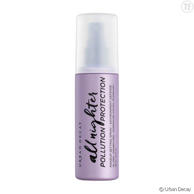 Spray fixateur de maquillage anti-polluttion, 30