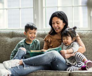 Pourquoi vous devriez absolument lire des histoires à vos enfants