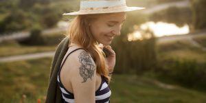18 jolis tatouages pour les amoureux de la nature