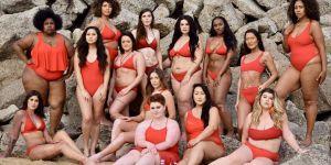 Une mannequin fait poser des femmes en maillot pour célébrer la diversité des corps