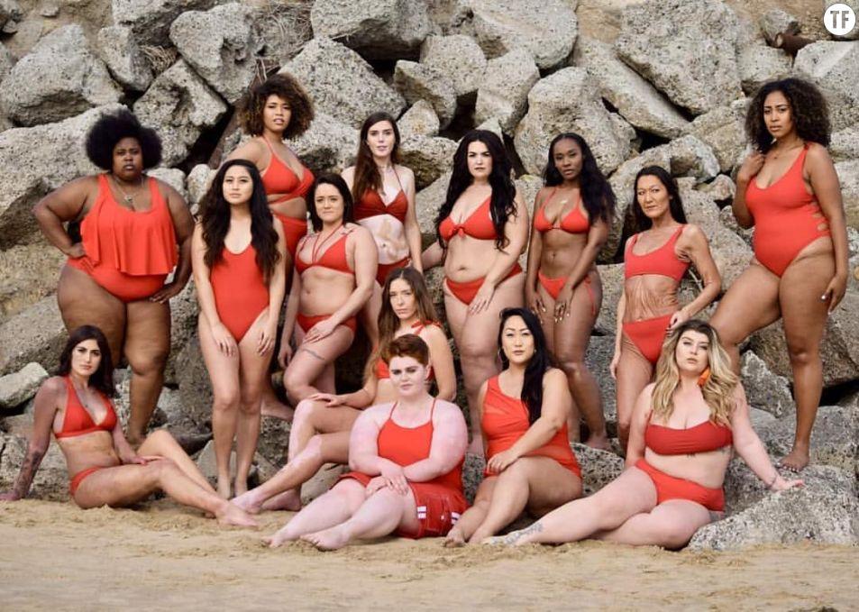 Elles posent en bikini pour célebrer tous les corps