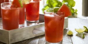 La recette du délicieux mocktail à la pastèque