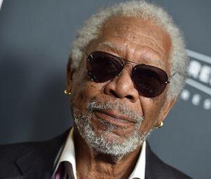 L'acteur Morgan Freeman en décembre 2017