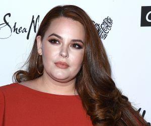 Le mannequin plus size Tess Holliday mincie par une appli ? Elle réagit