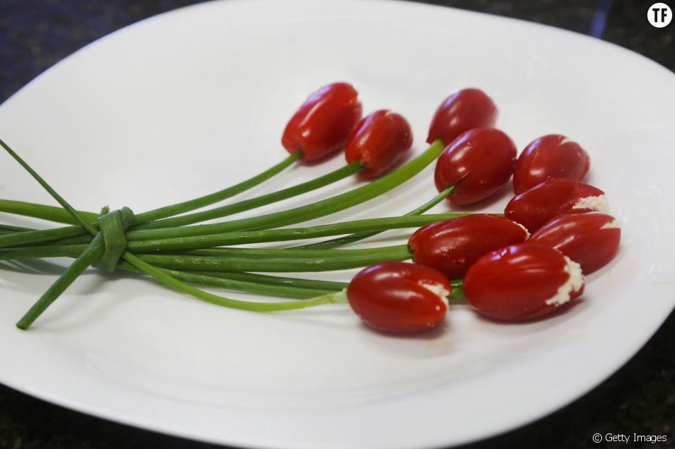 La recette des jolies tulipes idéales pour l'apéro