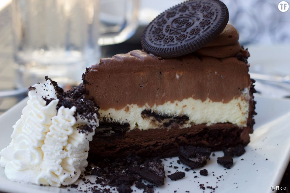 La recette savoureuse du cheesecake aux Oreos