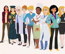 Cet illustrateur redonne le pouvoir aux princesses Disney (et le résultat est dément)