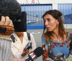 Krisztina Rady rend visite à Bertrand Cantat alors emprisonné en 2004