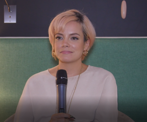 L'interview girl power de Lily Allen