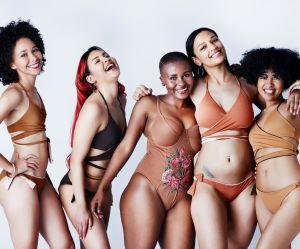 """Fières de leur corps """"unique"""", elles vont défiler au Salon de la lingerie"""