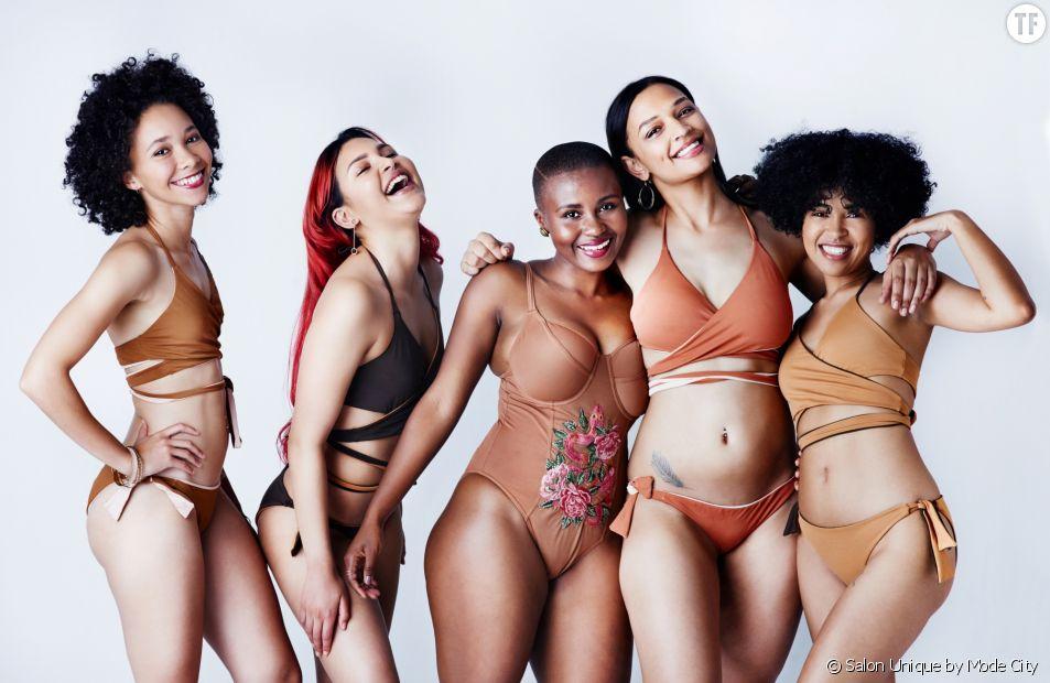 Un défilé de maillot de bain pour toutes les tailles et toutes les morphologies